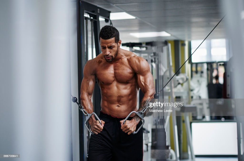 Bodybuild : Stock Photo