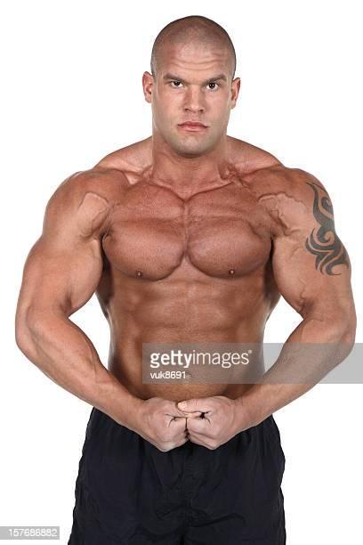 Bodybuilder する。