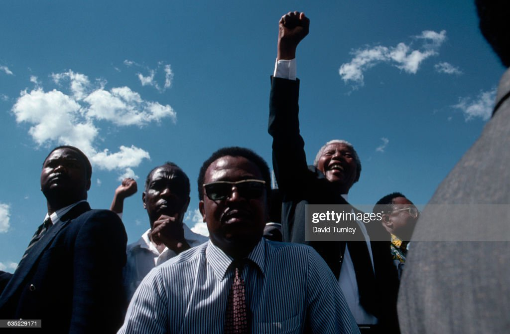 ZAF: 26th April 1994 - South Africa Holds First Post Apartheid Elections