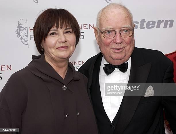 Boehme, Erich *-Journalist, D- mit Ehefrau Angelika Unterlauf