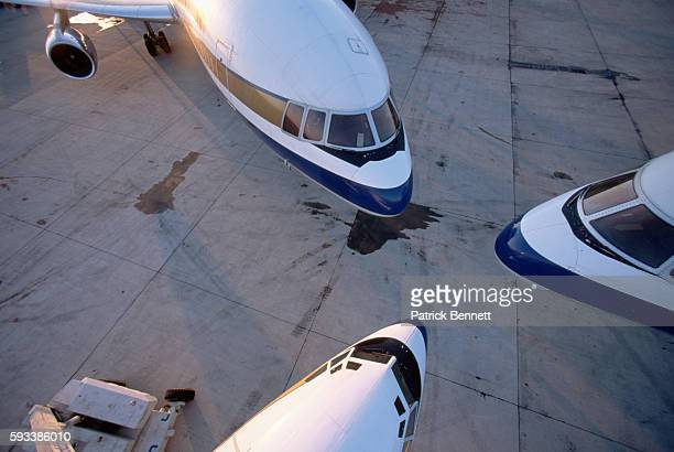 Boeing 727 Noses