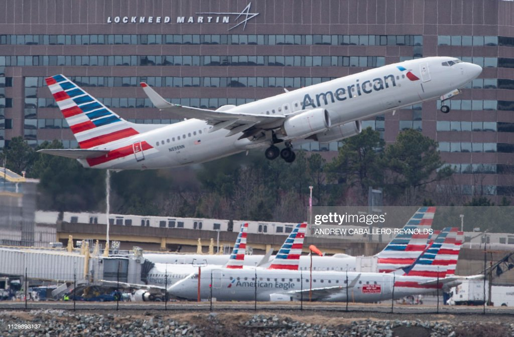 US-TRANSPORT-BOEING : News Photo