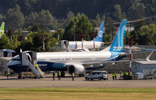WA: Boeing's 737 Max 10 Takes First Flight