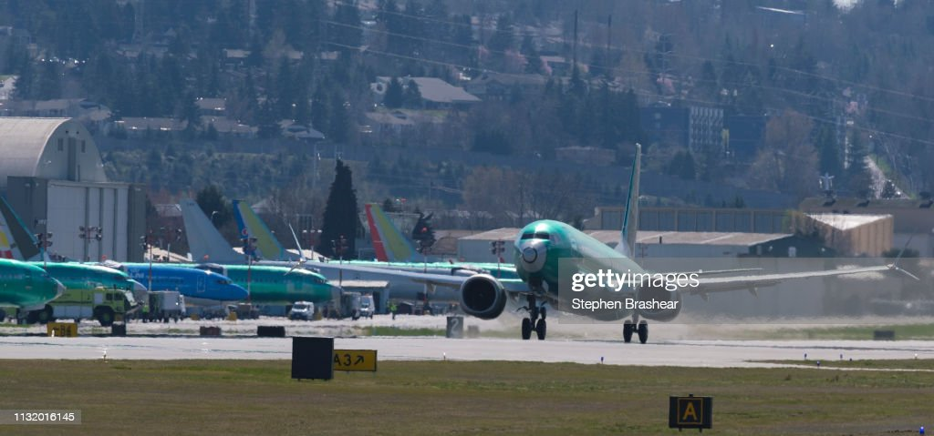 WA: Boeing Test Flights Continue For MAX Planes Before Shipment To Customers