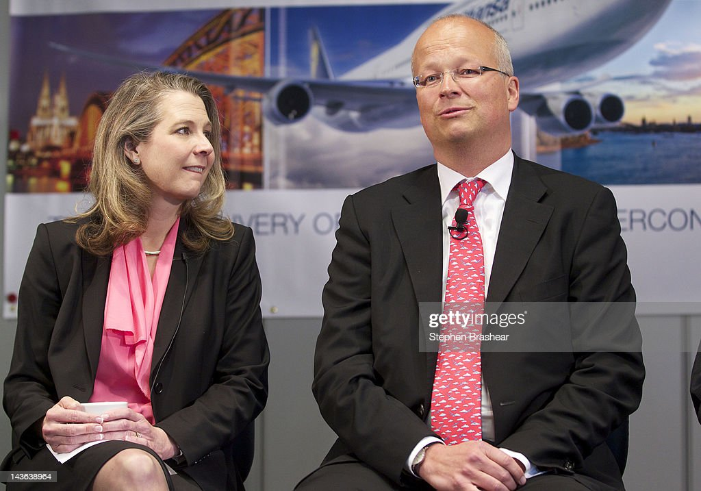 Boeing 747 Program Vice President and General Manager