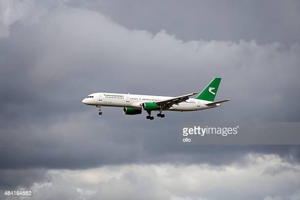 Boeing 757 Turkmenistan Airlines