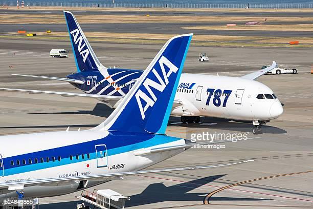 Boeing 787 Dreamliner - All Nippon Airways