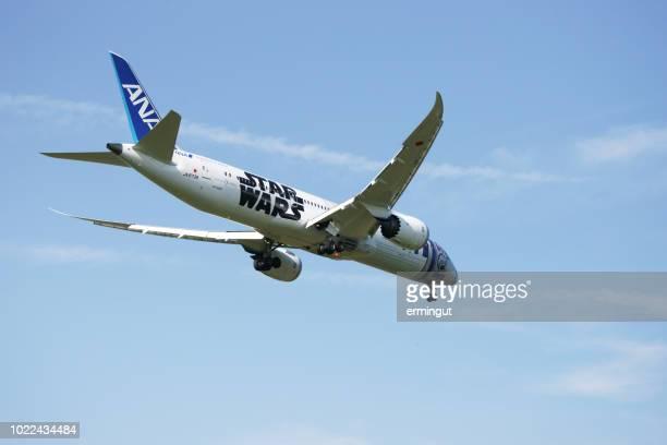 Boeing 787-9 Dreamliner All Nippon Airways reg. JA873A