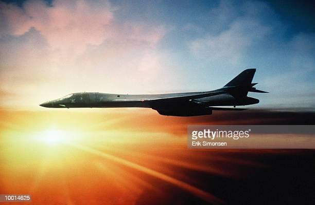 USAF Boeing B-1B Lancer Bomber