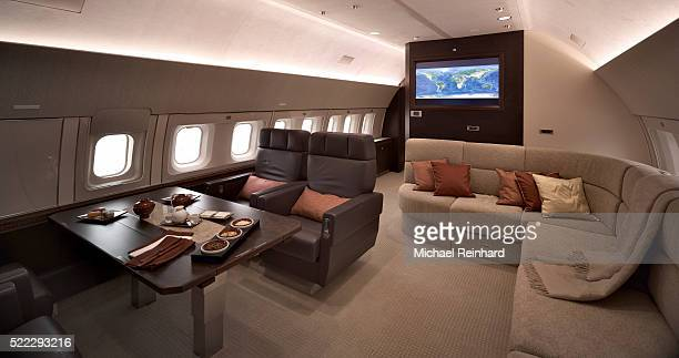 Boeing BBJ Business Jet