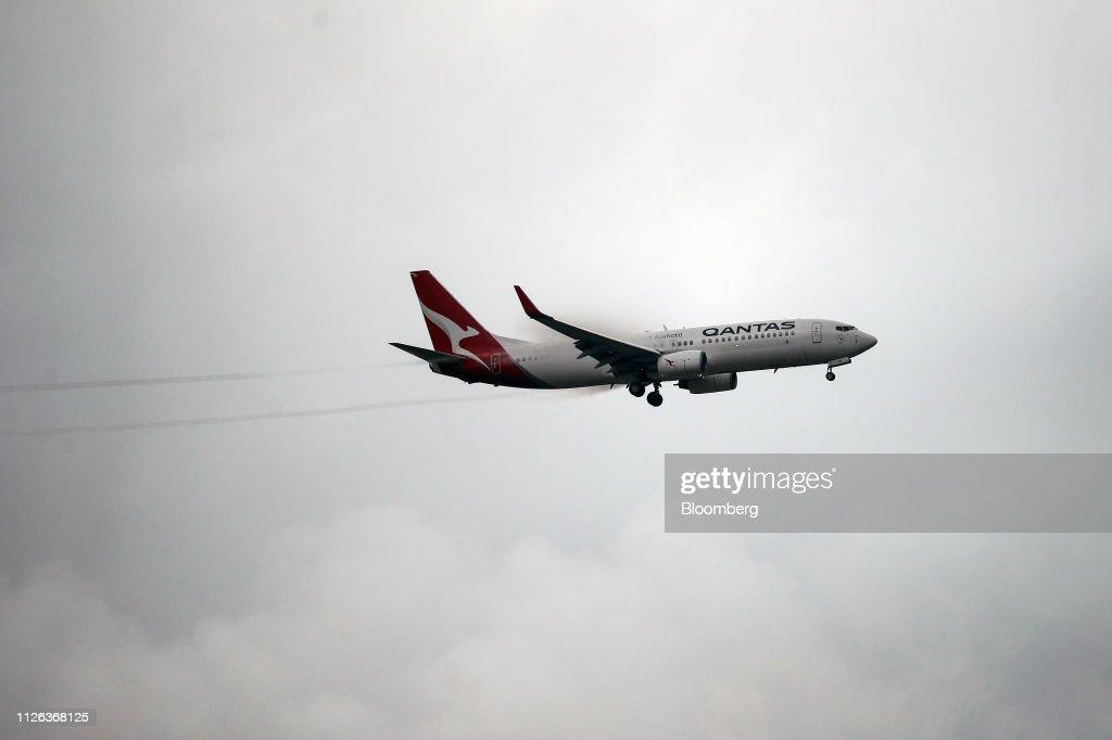 AUS: Qantas Overseas Routes Bear Brunt of Fuel Bill as Margin Slips In Latest Earnings