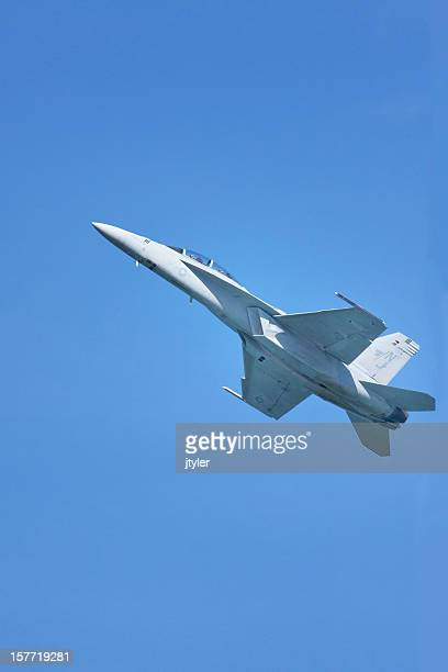 boeing f/! 18 e?f fighter jet - editorial stock pictures, royalty-free photos & images