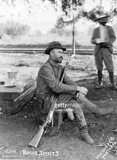 Boer general Tobias Smuts