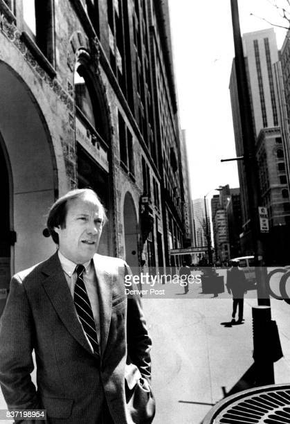 Boettcher's Bill Sorensen Wall Street of the Rockies enjoying its greatest growth Credit Denver Post