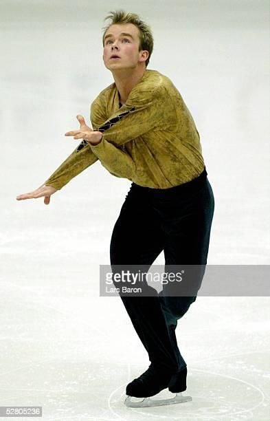 Bofrost Cup on Ice 2003 Gelsenkirchen Herren Sieger Stefan LINDEMANN/GER