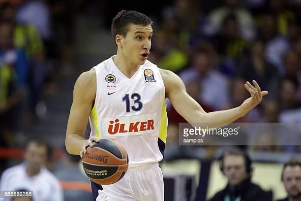 Bogdan Bogdanovic Basketball Euroleague Group C matchday 5 FC Bayern Basketball vs Fenerbahce Istanbul