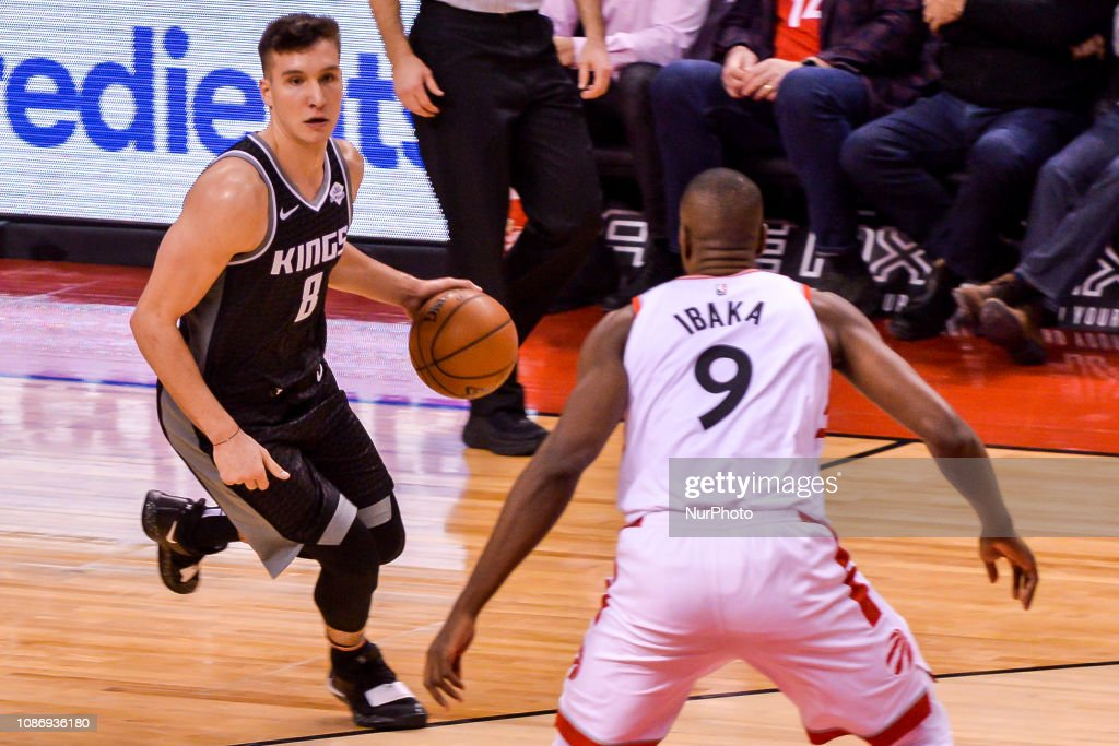 Toronto Raptors v Sacramento Kings - NBA Regular Season : News Photo