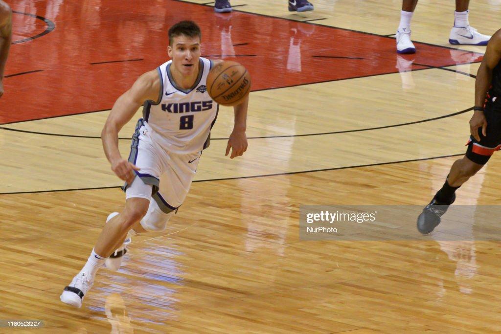 Toronto Raptors v Sacramento Kings - NBA Game 2019-20 : News Photo