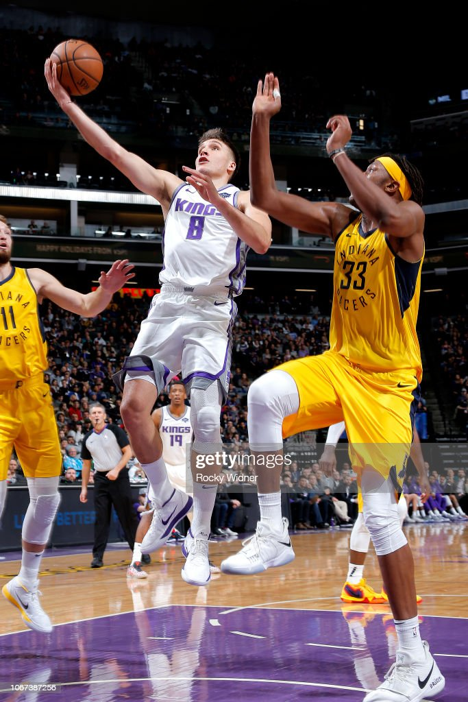 Indiana Pacers v Sacramento Kings   News Photo 03b34f2c1