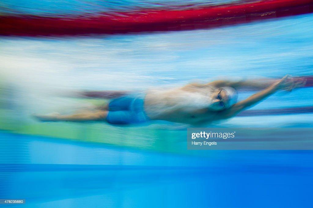 Swimming - Day 12: Baku 2015 - 1st European Games : News Photo