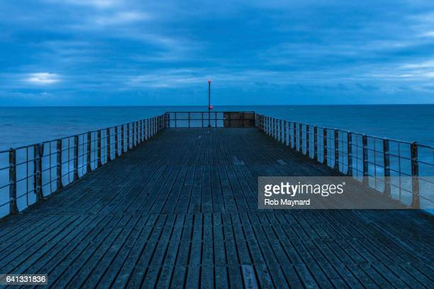 bognor pier - film poster stock pictures, royalty-free photos & images
