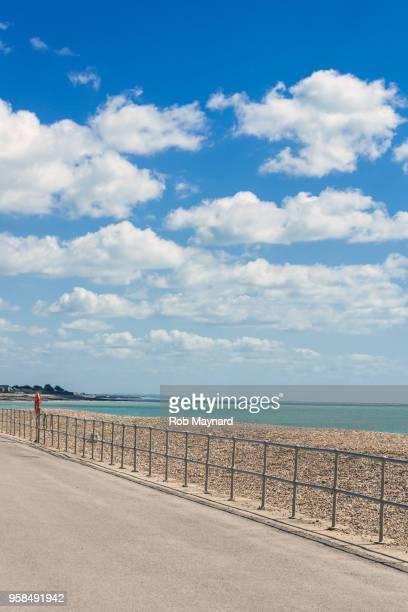 bognor regis beach - bognor regis stock pictures, royalty-free photos & images