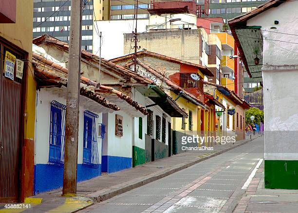 Bogotá, Colombia - La Candelaria and Spanish colonial architecture