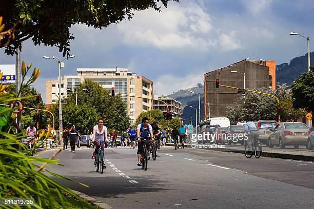 Bogota, Colombia - Ciclovia