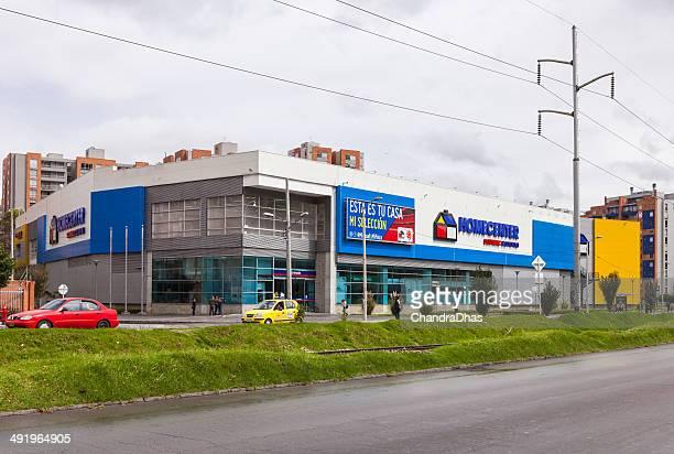 Bogota, Kolumbien – HomeCenter auf der Carrera Novena