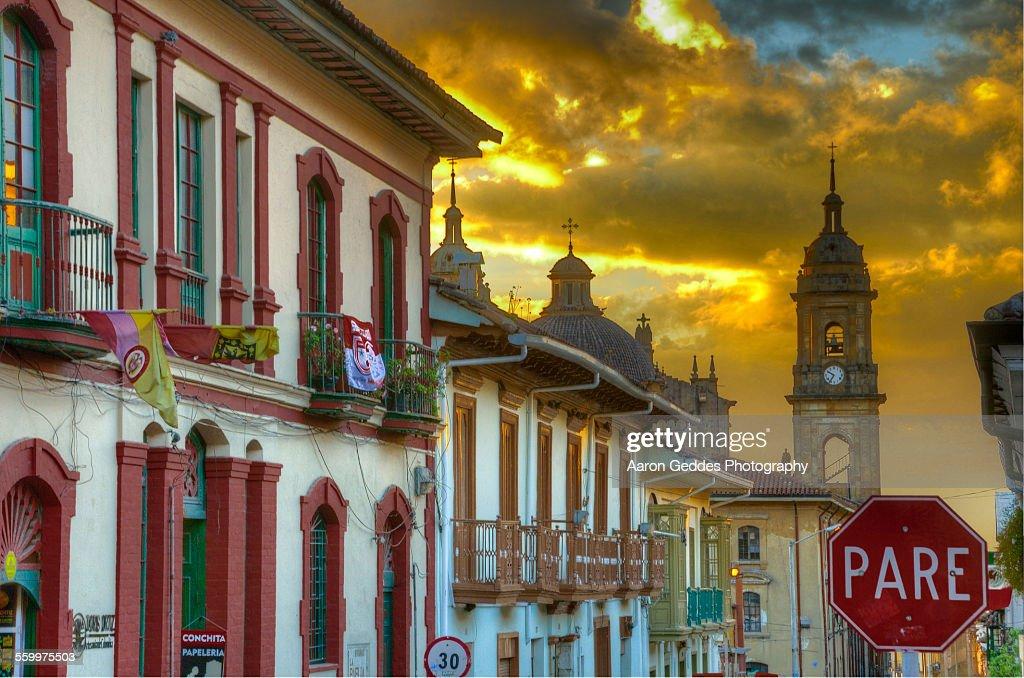 Bogota : Stock Photo