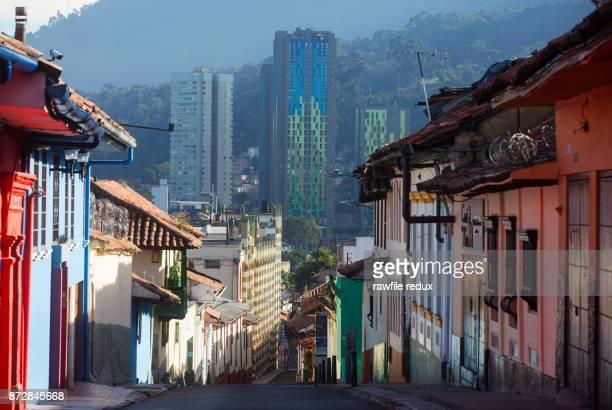 bogota - hispanoamérica fotografías e imágenes de stock