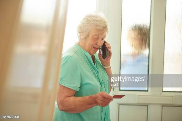 bogus caller check