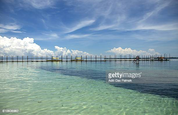bohol sea, virgin island - wispy stock photos and pictures