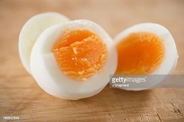 boiled egg - boiled stock pictures, royalty-free photos & images