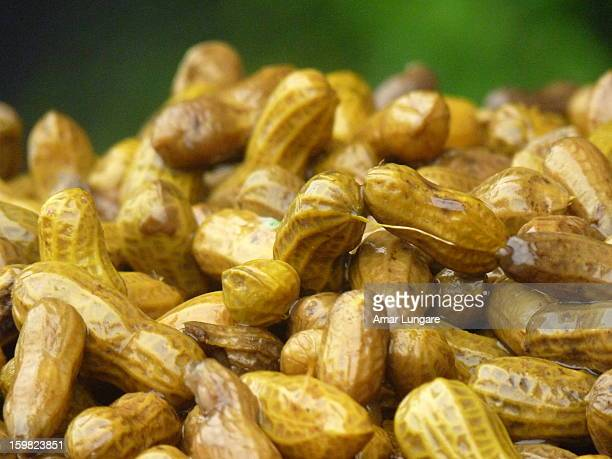 boiled peanuts - boiled stock pictures, royalty-free photos & images