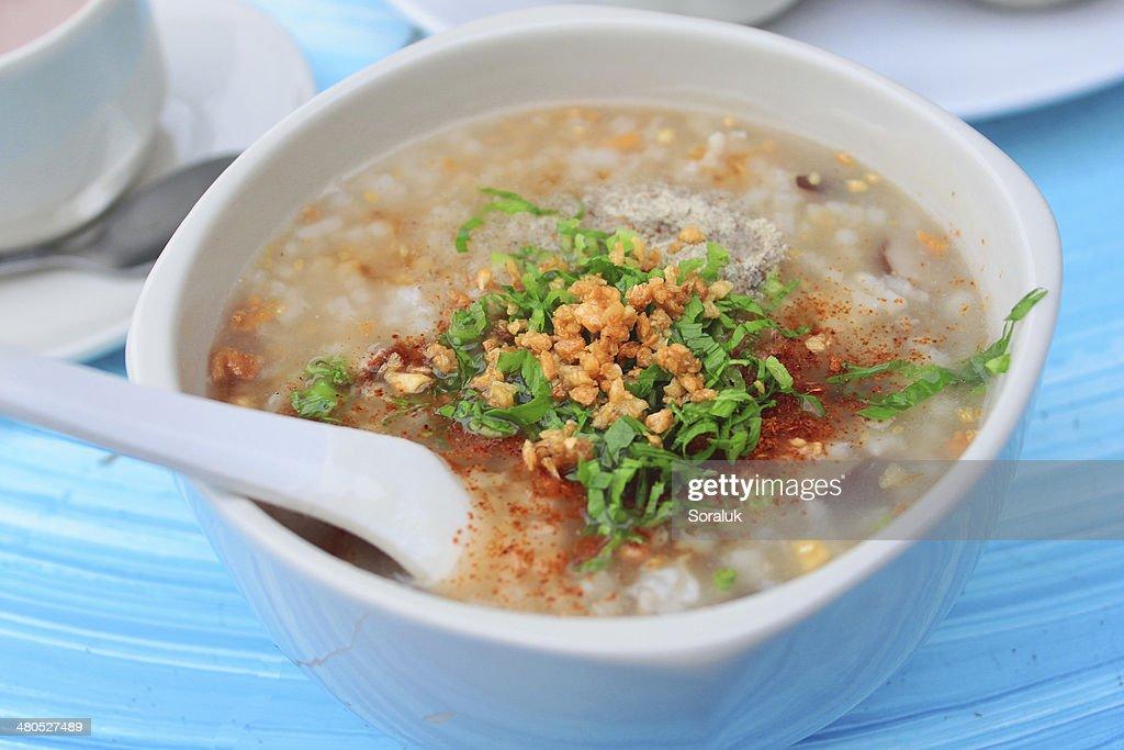 Boiled rice : Stockfoto