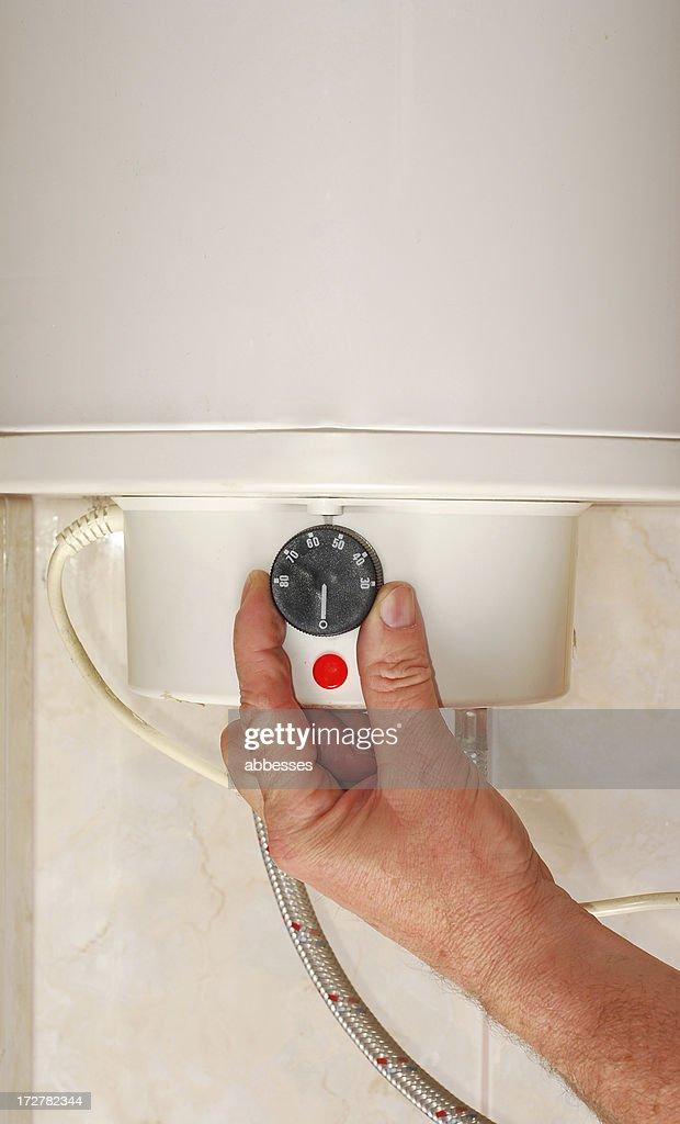 Boiler : Stock Photo