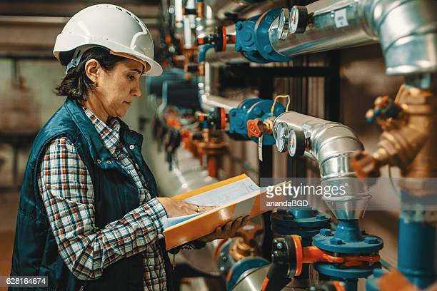 boiler room - hvac stock photos and pictures