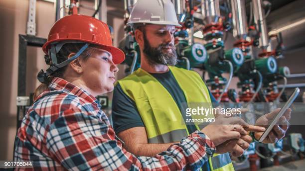 boiler room - energy efficient stock photos and pictures