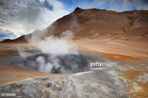 Boiling Mud in Hveravellir - Iceland