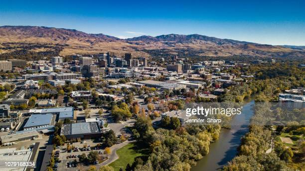 boise, idaho - idaho stock pictures, royalty-free photos & images