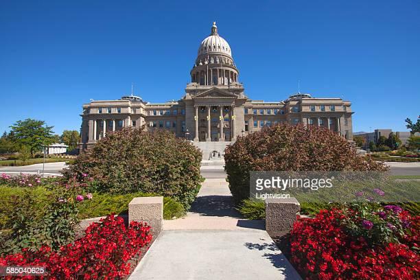 Boise, Idaho State Capital Buildling