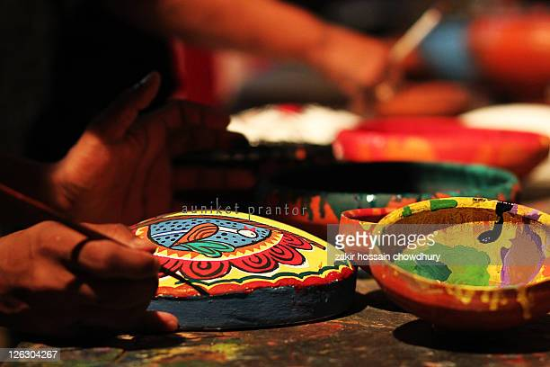 boishakh... - bangladesh new year stock photos and pictures