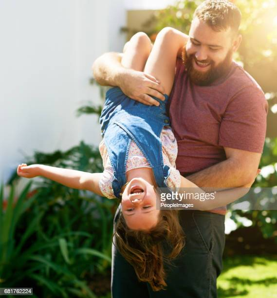 boisterous play isn't just for boys - girl wrestling stock pictures, royalty-free photos & images