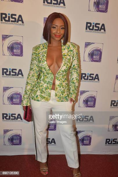 Boity Thulo during the 23rd annual South African Music Awards ceremony at Sun City on May 27 2017 in Rustenburg South Africa The SAMAs is an annual...