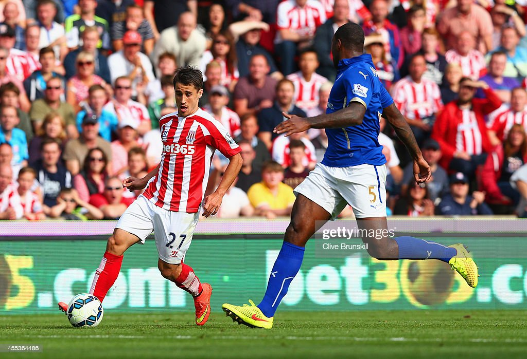 Stoke City v Leicester City - Premier League : News Photo