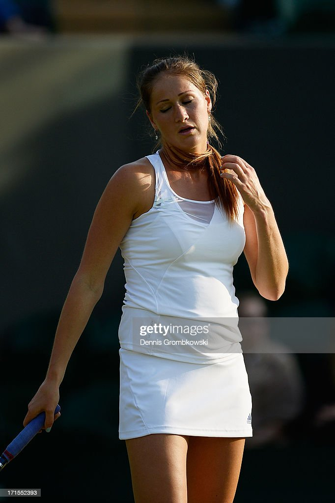 Day Three: The Championships - Wimbledon 2013