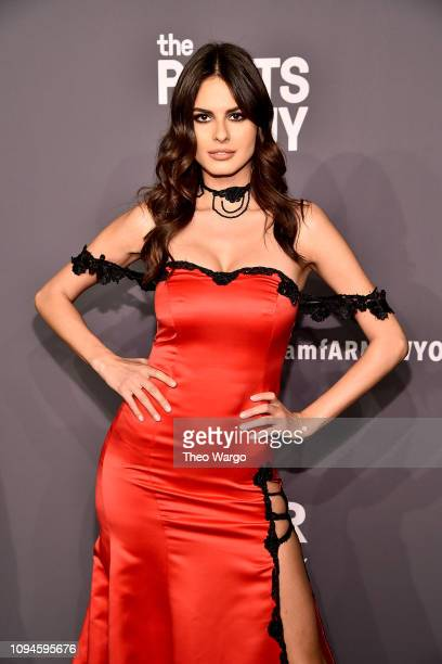 Bojana Krsmanovic attends the amfAR New York Gala 2019 at Cipriani Wall Street on February 6 2019 in New York City