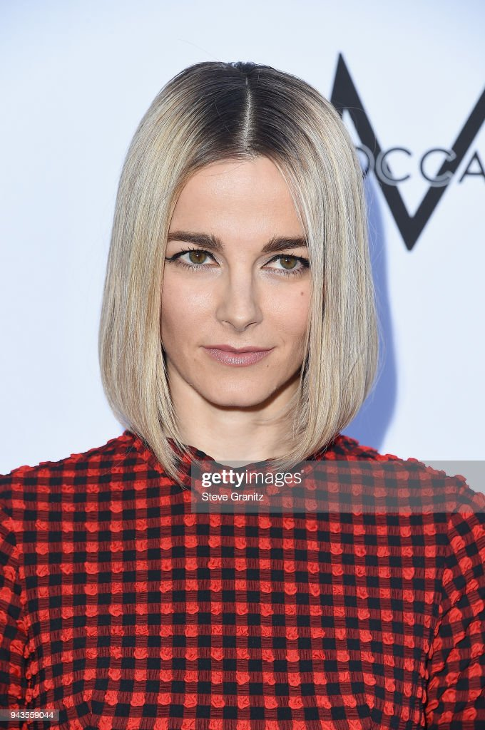 Bojana Novakovic attends The Daily Front Row's 4th Annual Fashion Los Angeles Awards at Beverly Hills Hotel on April 8, 2018 in Beverly Hills, California.
