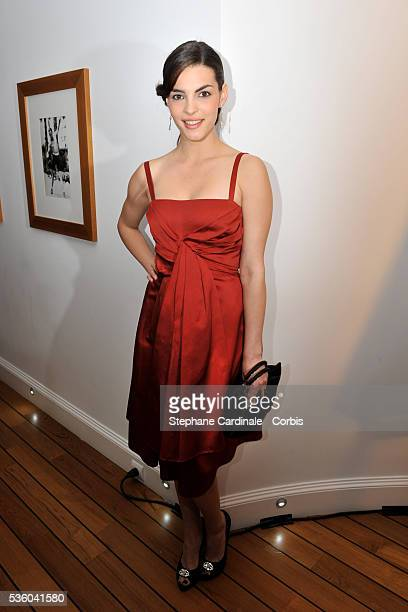 Bojana Panic at the Dior Party during the 61st Cannes Film Festival